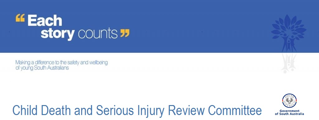 Child Death and Serious Injury Review Committee Logo